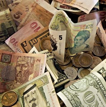 Oud en Vreemd Geld